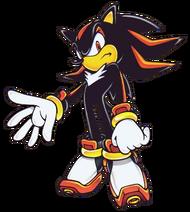 Sports-shadow hand