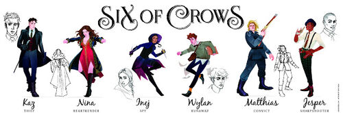 Soc-characters