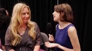 Interview with Leigh Bardugo, author of The Grisha Trilogy, at BEA 2015!