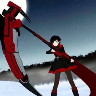 Ruby Rose, main protagonist