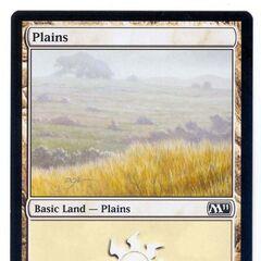 Plains mana