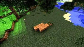 Minecraft Blocks & Items Grass Block