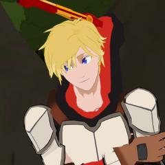 Jaune Arc, dorky guy
