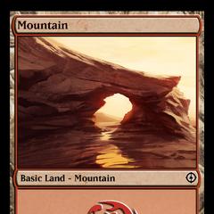 Mountain mana