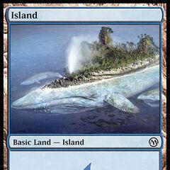 Island mana