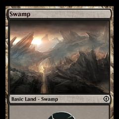 Swamp mana