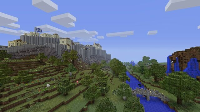 File:Minecraft Tutorial World TU14.jpg