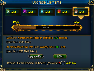 Elementupgrade