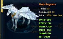 Holy Pegasus