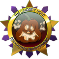The ghostly light