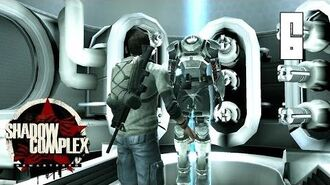 Shadow Complex Remastered - To the High Security Lab Walkthrough PC