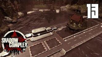 Shadow Complex Remastered - The Endgame Walkthrough PC