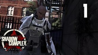 Shadow Complex Remastered - Intro Walkthrough PC
