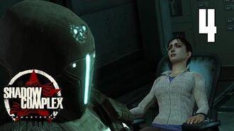 Shadow Complex Remastered - Mr. Sweet's Laboratory Walkthrough PC