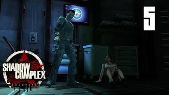 Shadow Complex Remastered - Mutual Escape Walkthrough PC