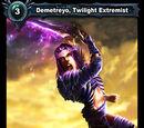 Demetreyo, Twilight Extremist