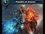 Paladin of Unaxio