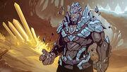 Megalith raid