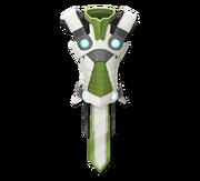 Armor faceless tunic