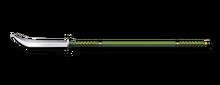 Weapon boss naginata