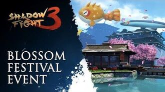 """Shadow Fight 3 """"Blossom Festival"""" Event Announcement"""