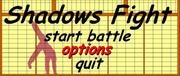 Shadow Fight 0 menu