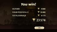 Arkhos Raid Score