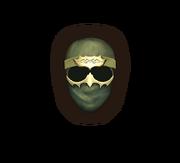 Helm green mask