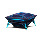Warrior chest shadow