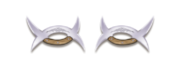 Weapon crescent knives