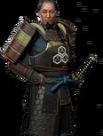 Avatars-man ling warrior