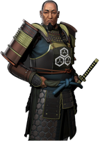 Avatars-man ling warrior