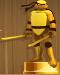 Ninja Turtle (Gold)