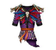 Armor hw17 cloak