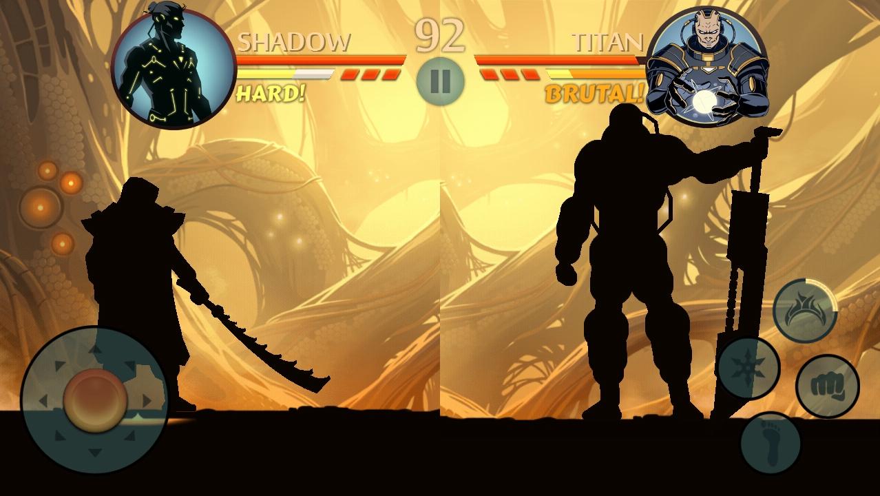 Image Titan Vs Shadow Jpg Shadow Fight Wiki Fandom Powered By