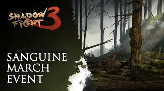 """Shadow Fight 3 """"Sanguine March"""" Event Announcement"""