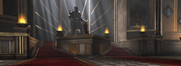 Legion Throne Room
