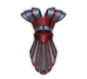 Armor red steel