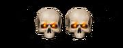 Огненные черепа