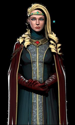 Legion Queen