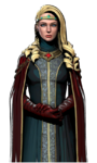 Avatars-girl queen legion