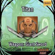 Titan sf1