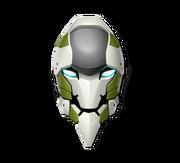 Helm faceless mask