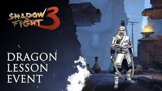 """Shadow Fight 3 """"Dragon Lesson"""" Event Announcement"""
