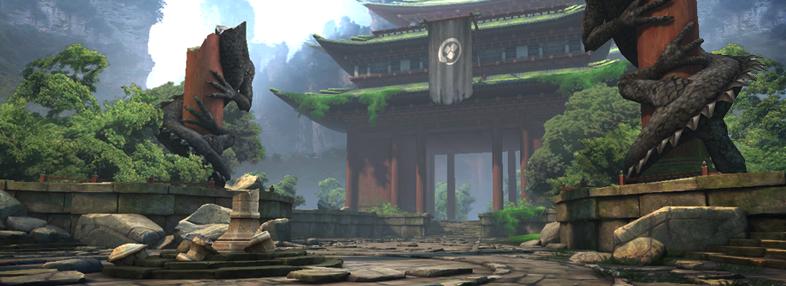 Sphere Temple