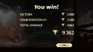 Fungus raid score