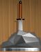 Katana In The Stone (Silver)