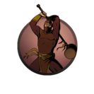 Ninja man big hammer