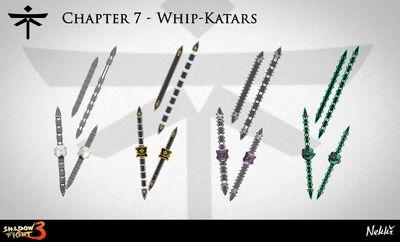 Whip-Katars