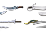 Weapon Classes (SF2)